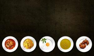 liste des repas