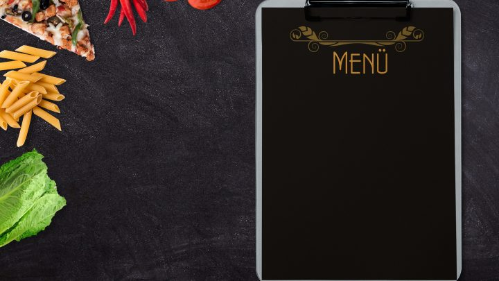 Le planning des repas: qu'est ce qu'on mange ce soir?