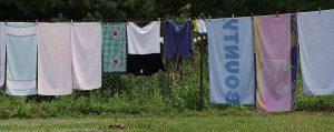faire sa lessive