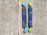 Martingale amovible pour vêtement – 17 cm